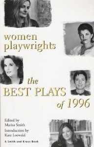 """My play """"Kicking Inside"""" is part of this wonderful anthology."""
