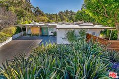 Mid Century Modern Edward Fickett Designed Home in the Hollywood Hills - 7536 Kimdale Lane