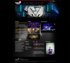 Stagevision webdesign
