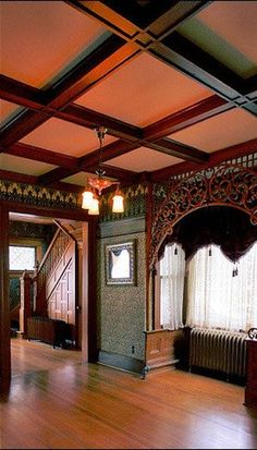 The property 219 N Main St, Sandwich, IL 60548 is currently not for sale on Zillow. Victorian Rooms, Victorian Home Decor, Victorian Interiors, Victorian Furniture, Victorian Architecture, Architecture Details, Victorian Houses, Victorian Parlor, Classical Architecture