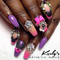 23 Best Kerlys Artistic Nails Christmas Nail Art Designs Images