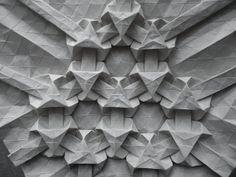 andrea russo :: tessella pridie nonas decembres (variation I) :: paper