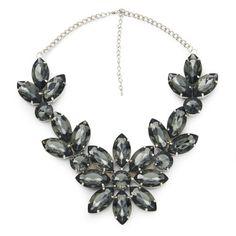 Socially Conveyed via WeLikedThis.co.uk - The UK's Finest Products -   IMPULSE WOMEN'S FLOWER GEM NECKLACE http://welikedthis.co.uk/impulse-womens-flower-gem-necklace