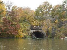 central park the lake