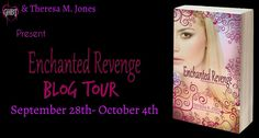 """❀ Desert Rose ☯  Reviews: *Tour with Character Bios & Giveaway*  """"Enchanted ..."""