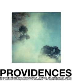 PROVIDENCES Paris France, Production Company, Film, Rue, Multimedia, Studios, Around The Worlds, Painting, Movie