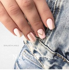 Great Classy Short Nails Art Designs Great ready to book your next manicure, because this Nail Design Stiletto, Nail Design Glitter, Fun Nails, Pretty Nails, Short Nails Art, Minimalist Nails, Best Acrylic Nails, Super Nails, Dream Nails