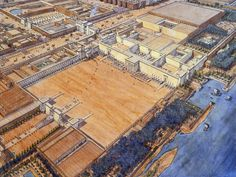 Akhetaton (Tell el Amarna) - jeanclaudegolvin.com