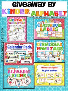 A Back to School Giveaway