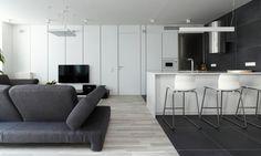 Apartmán s dvoma obytnými jednotkami, Eurovea   RULES Architekti