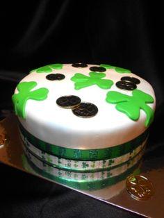 St. Patrick's Theme Cake