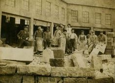 Quincy Quarry and Granite Workers Museum