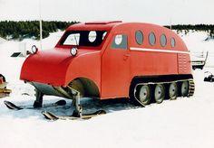 Snowcoach (Bombardier B-7)