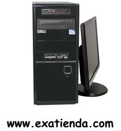 Ya disponible Pc GDX office pro i33245 i3 3220 4gbddr3 500gb rwdvd lt   (por sólo 330.89 € IVA incluído):   -Equipo GDX con tecnología I3 de 2ª generacion, pensado para dar una solución económica a sus necesidades tanto en entornos de trabajo como domésticos.  - Procesador: Intel CoreI3-3220 / 3.3 GHz (2 núcleos) - Memoria:DDR3 Kingston 4Gb/1333 MHz - Disco duro:500GB S.ATAIII (6Gbps) - Optico:Regrabadora DVD DL - Lector de tarjetas: Si (36 en 1) - Otros: Audio/USB