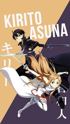 """Kirito Asuna from Sword Art Online anime"" Spiral Notebook by Dank-your-Style Kirito Asuna, Kirito Sword, Sword Art Online Asuna, Wallpaper Animes, Animes Wallpapers, Online Anime, Online Art, Otaku Anime, Manga Anime"