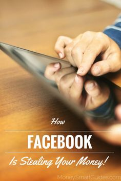 If you are a regular user on Facebook, the odds are stacked against you that you will be financially independent. http://www.moneysmartguides.com/facebook-is-stealing-your-money
