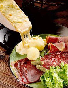 Notre recette de     raclette...