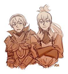 Leo and Takumi
