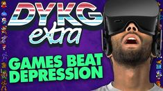 Games Beat Depression & Anxiety [Games in Medicine] - Did You Know Gaming? Teen Depression, Beating Depression, How To Cure Depression, Dealing With Depression, Postpartum Depression Causes, Vitamins For Depression, Video Game Facts