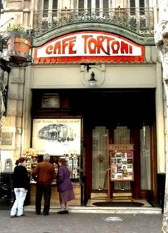 One of the best #Cafe on Buenos Aires street - Cafe Tortoni