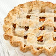Juicy summer peaches typically produce soupy pies. We sought to change that with our foolproof Fresh Peach Pie Recipe.