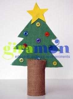 Hagamos árboles de navidad!!$$$Fem arbres de Nadal!!!