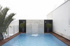 Como construir uma piscina para o seu lazer