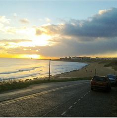 My photo December 2014 - sunrise, Longsands, Tynemouth