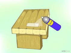 How To Get Duck Tape Residue From Wood Furniture