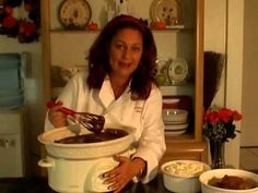 DEMO Deborah Dolen shows you how to make your own chocolate easily and with a crock pot or microwave. Forget buying wax filled c. How To Temper Chocolate, Make Your Own Chocolate, Tempering Chocolate, Make It Simple, Make It Yourself, Foods, Easy, Youtube, How To Make