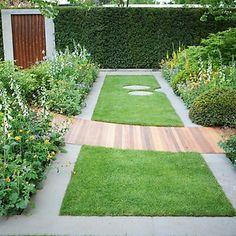 Garden & outdoor ideas & advice at Homebase Hard Landscaping Ideas, Outdoor Landscaping, Backyard Projects, Garden Projects, Small Gardens, Outdoor Gardens, Garden Show, Home And Garden, Garden Landscape Design