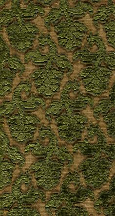 Textile Fragment Italy, 1615-1625 Textiles; fragments Cut and uncut voided silk in floral spring motif 6 1/2 x 3 1/2 in. (16.51 x 8.89 cm) Gift of Loewi-Robertson Inc. (M.79.61.4)