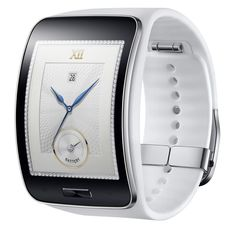Samsung Gear S Smartwatch Announced - The Samsung Gear S features a 2 inch curved Super AMOLED display with a resolution of 360 x 480 pixels, the device is powered by a dual core 1GHz processor and it comes with 512MB of RAM and 4GB of built in storage. The smartwatch comes with 3G, plus Bluetooth and WiFi, and it can be used on its own without the need for a smartphone, the device can also be connected to your smartphone. | Geeky Gadgets