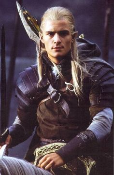 Favorite The Lord Of The Rings character: Legolas
