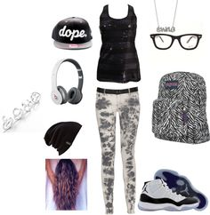 """swag"" by swag-destiny ❤ liked on Polyvore"