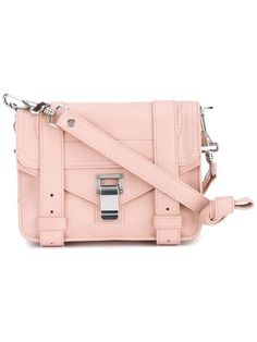 Shop Proenza Schouler 'PS1 Mini' Leather Shoulder Bag in FrankA and FrankY from the world's best independent boutiques at farfetch.com. Shop 400 boutiques at one address.
