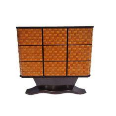 Italian Osvaldo Borsani Corner Dry Bar - $3,820 on Chairish.com