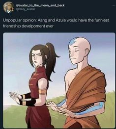 Avatar The Last Airbender Funny, The Last Avatar, Avatar Airbender, Avatar Aang, Avatar Cartoon, Avatar Funny, Mejores Series Tv, Atla Memes, Avatar Characters