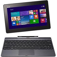 "Asus T100 10.1"" Tablet 64GB Memory Windows 8.1"