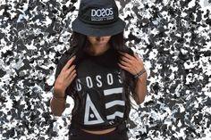 DOSOS Bucket Hat -$18  The Pyramid & 3 Strikes Tee - $28  Visit Our Online Store: www.DOSOS.CLOTHING  #DOSOS #DOSOSCLOTHING #DOSOSdotCLOTHING
