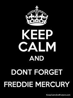 #freddie #mercury- impossible !