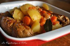 Les Vagabondages de Vi@ne: Filet mignon de porc, au cidre et aux deux pommes
