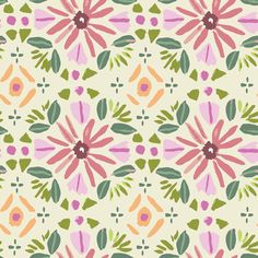 Ah! Did you know Lulie Wallace sells fabric by the yard?!