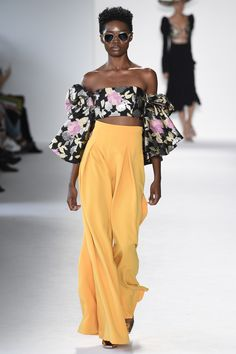 Christian Siriano Spring 2018 Ready-to-Wear Undefined