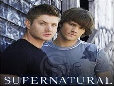 Supernatural Winchester Bros Wall Poster 27x40cm