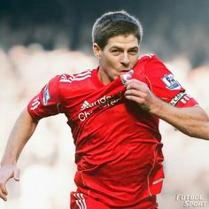 #LiverpoolFC #Legend Steven #Gerrard announces he is to leave the club at the end of the season.