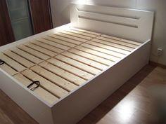 postel z masivu Rosemary, vyklopne rosty, ulozny prostor