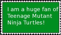 Yeah so get over it!!    -Whoever said get over it has no idea what being a tmnt fan means.