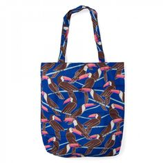 Toucan foldaway bag - Folding & Tote Bags - Bags & Travel - Gifts & Home Travel Gifts, Travel Bags, Paperchase, Reusable Tote Bags, Totes, Shopping, Style, Tote Bag, Bags