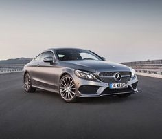 2016/17 Mercedes-Benz C class coupe.